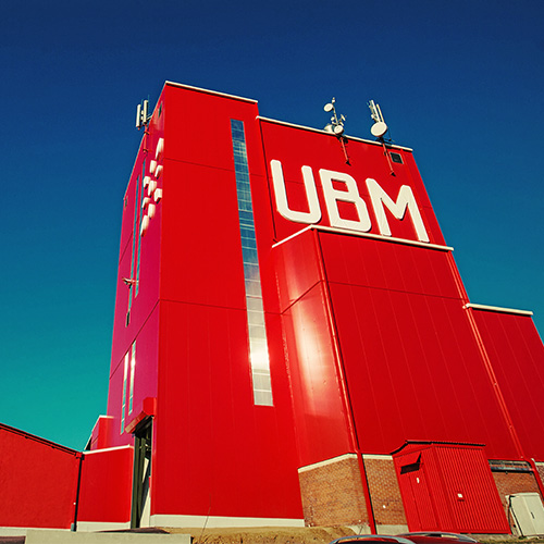 UBM Szeleste Feed mill