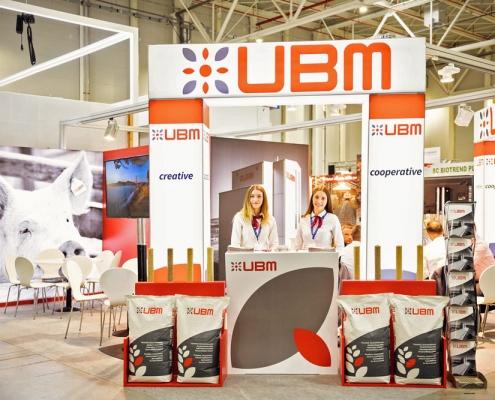 UBM az INDAGRA kiállításon